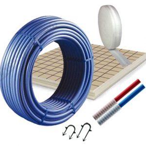tubes accessoires plancher chauffant pcbt
