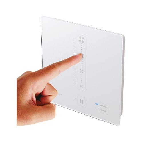 régulation ventilation double flux inventer