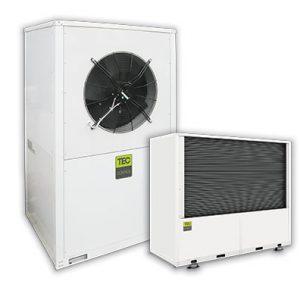 Pompe à chaleur CO2 thermodynamique